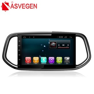 Asvegen 9 inch Android 7.1 Quad Core 2 Din Car Multimedia Audio Radio Stereo DVD Player GPS Navigation For KIA KX3 2020-2020