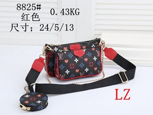 NEW styles Handbag MC Famous Name Fashion Leather Handbags CH Women Tote Shoulder Bags Lady Leather Handbags M Bags purse slz8825