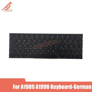 """Brand New A1990 A1989 Keyboard German For Pro Retina 13"""" A1989 15"""" A1990 Keyboard Replacement 2020 Year"""
