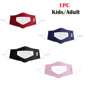 With Deaf Mask Nose Clear Outlet Zealand New Masks Mask Nose Face Casual Window Good Washable Children Inexpe Deaf Online Shopping Pvc sqcpv