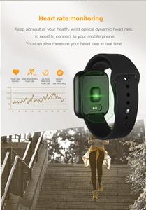 P80 Smart Watch Women IP68 Waterproof Heart Rate Monitor Fitness Tracker Blood Pressure Sport Bluetooth Smartwatch USB Charging watch