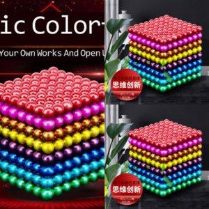 Ciavz Oyuncak Bulmaca Fiet Cube Dekompresyon Oyuncak Topu Renkli Buckyball Bulmaca Buck Dekompresyon Ajik