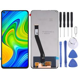 Orijinal LCD Ekran ve Sayısallaştırıcı Tam Montaj Xiaomi redmi Not 9 / redmi 10X 4G için