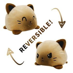 2021 Hot Selling Double Sided Inverted Narwhal Doll Flip Doll Unicorn Reversible Plush Toy