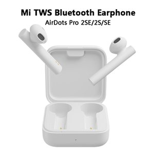 Xiaomiyoupin Air2 Wireless Bluetooth Earphone TWS Mi True Earbuds AirDots Pro 2SE 2S SE SBC AAC Synchronous Link Touch Control