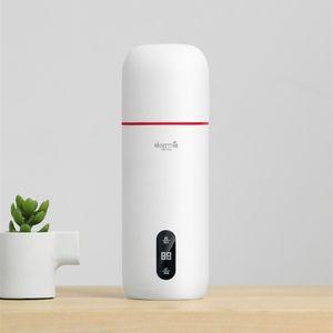 Xiaomi Youpin Deerma Portátil Hervidor eléctrico Taza Termal Taza de Café Viaje Agua Caldera Control de temperatura Smart Water Hervidor de agua