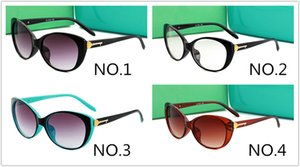 Лето Женщины Ultralight Pearl Shell Солнцезащитные очки женские Марка Дизайнер Солнцезащитные очки Lady Gafas De Sol Открытый очки TIFF4099