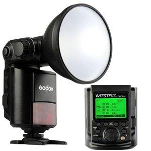 Godox Witstri AD360II C / N 360W GN80L HSS вспышка Speedlite 2.4G Беспроводная система X для
