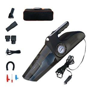 Car Vacuum Cleaner Air Pump Dual-purpose Powerful High-power Vacuum Cleaner Air Compressor Tire Inflator
