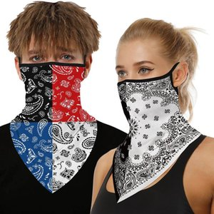 Bandanas Skull Fishing Seamless Headwear Sport Neck Ski 3D Windproof Magic Scarf Cycling Hiking Mask Neck GaiterN1