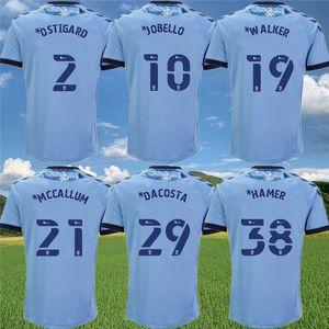 2020 2021 كوفنتري سيتي لكرة القدم جيرسي Biamou باكايوكو Godden Jobello شيبلي Ostigard جونز ألين هيام 20 21 الرئيسية قميص أزرق كرة القدم