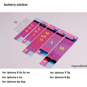 Battery Sticker Adhesive Tape Glue for Back Housing Rear Tape Strip Sticker Battery Heat Dissipation for iphone 7 for iphone 5 6s