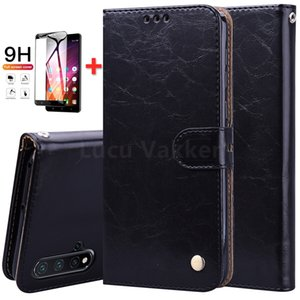 Magnetic Leather Phone Case Redmi 8 Max Retro Book Card Wallet Cover for Xiaomi Mi 9 9T Note 10 K20 30 Pro
