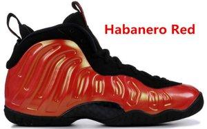 2020 schiuma One Pro floreale CNY Midnight Navy Gum Penny Hardaway mens scarpe da basket di buona qualità Nero Blue Man Schiume Sport scarpe da ginnastica 7-13