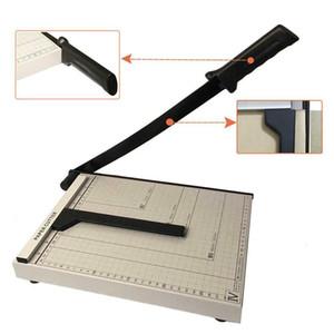 12 feuilles de papier professionnel de la guillotine Cutter A4 Papier Coupeur de papier de base en papier de base