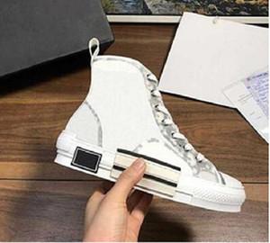 Orijinal ambalajı Ayakkabı kutusu teslim 34-45 ile 2020 yeni sınırlı sayıda özel baskılı kanvas ayakkabılar, yüksek ve düşük ayakkabılar çok yönlü moda,