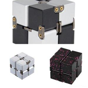 EA2BT TROIS-DIMENSIONAL SPACE DÉCOMPRESSION CUBE Jouet Jouet Élevage Early Bâtiment Alliage Aluminium Géométrique 2x2 Rubik Rubik's Wooden Rubik's