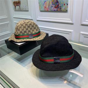 FURANDOWN 2020 Summer Fashion Unisex Bucket Hat Men Women Hip Hop Cap Fishing Hat bob chapeau