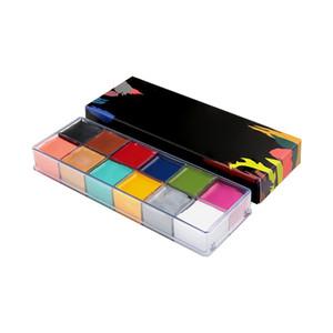 VMAE HOT Sale 12 Colors Long Lasting Custom LOGO Makeup Eyeshadow Palette No Logo Style BIG BOX Luxury Eyeshadow