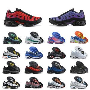 Mens Tn Plus 러닝 신발 SE 울트라 디자이너 고품질 흰색 검은 푸른 plustn 운동화 tnplus 클래식 스포츠 트레이너 남성을위한