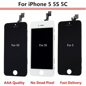 OEM Good LCD Touch Screen For iPhone 5 5S 5C Display Assembly With Digitizer Glass No Dead Repair Part 100% Tested