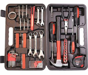 Nice Tool Set 148 Pieces Hammer Screwdrivers Pliers Measuring Tape Wrench Kit