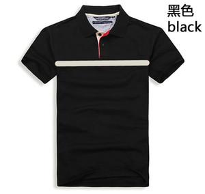 Neue Herren Sommer Polo Tops Stickerei Männer Polo Hemden Mode Hemd Männer Frauen High Street Casual Top Tees
