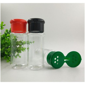 Plastic Spice Salt Pepper Shakers Seasoning Jar Can Barbecue Bbq Connt Vinegar Bottle Kitchen Cruet Container K wmtcXY sports2010