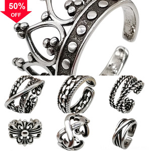 F1FFt hhot selling new steel Heart Steel Stainless Cross PendantJewelry for cross with ring Necklace men Cross and