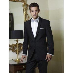 New 2020 modern wedding business mens suits ceremonial dress self-cultivation custom groom's dress groom men suit jacket + pant
