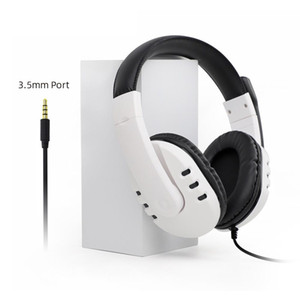3.5mm Wired Gaming Headset Over-Ear Surround Stereo Game Headphone with Mic Compatible with PS5Xbox One Ps4 PC Mac