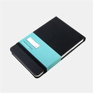 PU Leather Cover Watercolor Book A6 Paper Hand Book Hand-painted Sketch Travel Portable Painting Art Supplies LK 201225