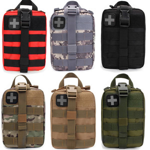 FIRECLUB outdoor sports pockets travel small sundries storage bag tactical molle package travel pouch