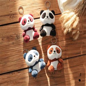 4Colors, Panda 12CM Approx. Plush Stuffed Doll Toy