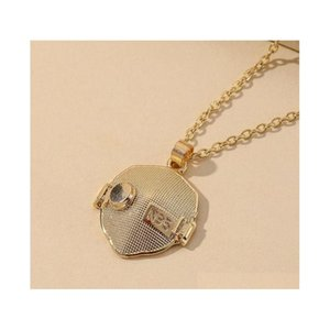 S1326 Hot Fashion Jewelry N95 Face Mask Pendant Necklace H sqcHsz queen66