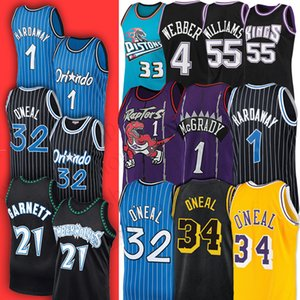 32 Shaquille O'Neal 1 Tim Hardaway Mcgrady Orlando