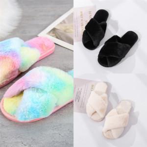 Nire5 New Designer Cross Brush Men's Y Women's Bajo precio Rayas Slippers Sandalias de gama alta para hombres Plazo plano de la moda de verano
