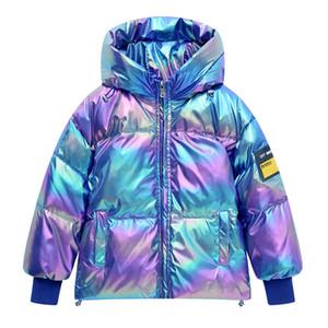 2020 new Winter kids coats kids down coat hooded kids coat keep warm boys coats girls coat children outerwear girls jackets B2527