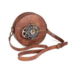 Fahsion Handtaschen Leinwand-Taschen-Handtaschen Female Umhängetaschen Uhr Bag Fashion Special Shape-Beutel Bester Verkauf Hot-Art-Qualität