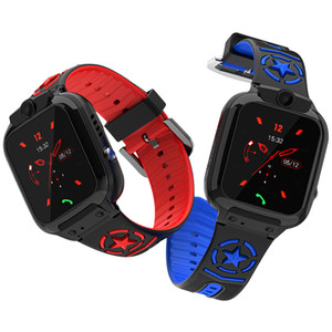 DS60 Kids Smart Watch Touchscreen Kinder Smart Uhren Wasserdichte Sportarten 2G Network Call Smartwatches mit Kleinkasten