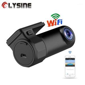 Car Rear View Cameras& Parking Sensors Olysine WiFi Dash Cam Full HD 1080P DVR Mini Dashcam Loop Recording Drive Video Recorder Auto Registr