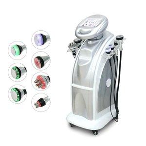 2020 Novo best-seller 80K cavitação RF ultra-Lipo vácuo cavitação perda de peso corpo emagrecimento beleza Machines transferência gratuita