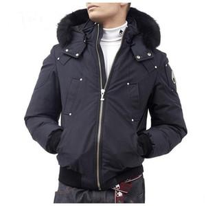 Neue Stil Männer Casual Down Jacke Daunenmäntel Männer Elch Outdoor Outdoor Warmer Mann Winter Mantel Outwear Jacken Parkas Kanada Knuckles Doudoune