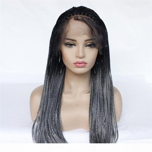 High Quality Cheap Ombre Wigs Lace Front Wigs Heat Resistant Synthetic Lace Front Wigs for Black Women