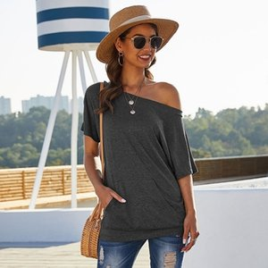 Yoga sport à manches courtes T-shirts Fitness Femmes Hauts Femmes de sport Courir T-shirt 5LUT