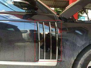 Black Door Side Fender Vent Cover Molding Trim For Range Rover Vogue L405 13-20