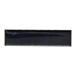 Solar Epoxy Panel Polycrystalline Silicon High Quality Solar Charger Polycrystalline Solar Panel Photovoltaic Panel 116 MM * 32 MM