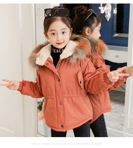 Factory Directly Supply child wear kids fur coat baby girl clothes