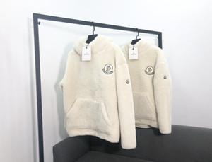 mens pull-over classique laine polaire Limitée sweat-shirt unisexe sweat à capuche pull streetwear MONCLER vêtements hiver oversize
