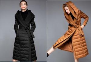 Wholesale-New Style Trendy Coat Women Winter Jacket Duck Down Jacket Female Maxi Puffer Ladies Long Coats Parka Femme Jacket-DY-001